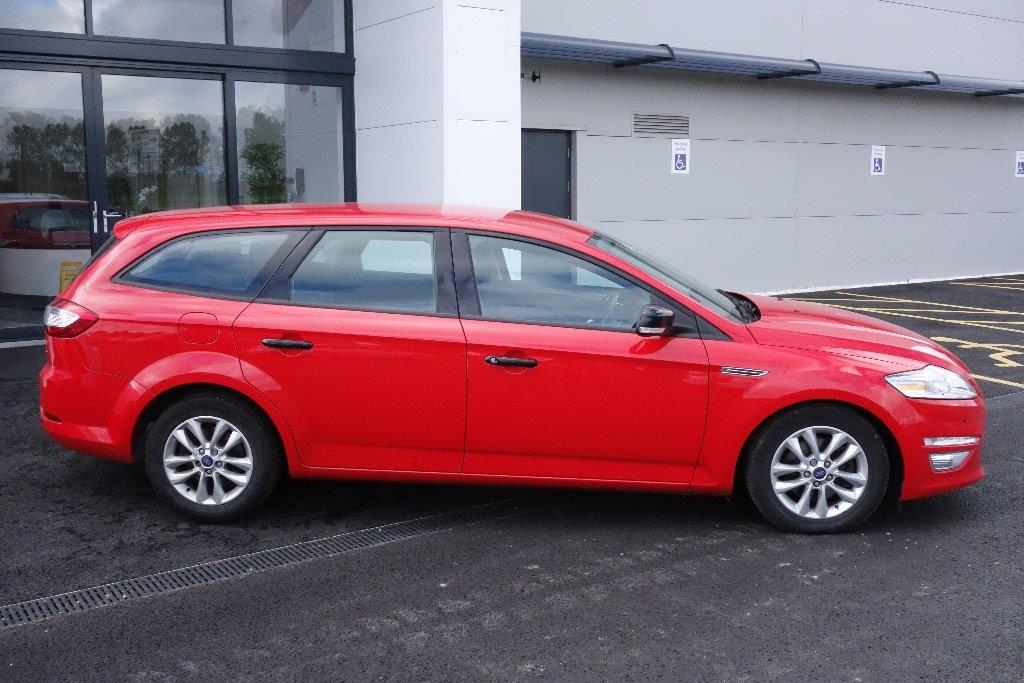 Ford Mondeo 1.6 2012 photo - 9