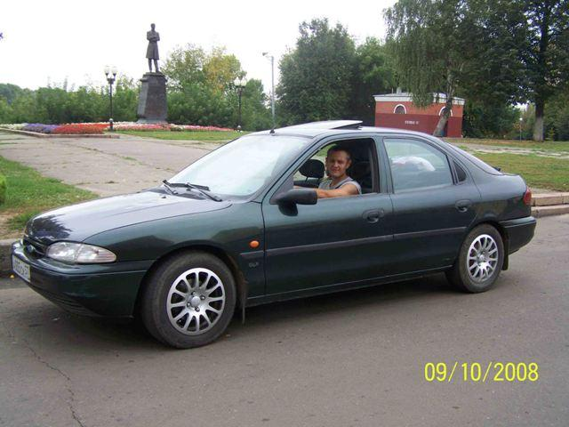 Ford Mondeo 1.8 1994 photo - 10