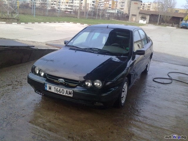 Ford Mondeo 1.8 1994 photo - 3