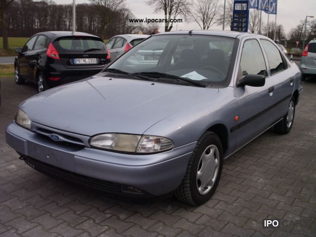 Ford Mondeo 1.8 1995 photo - 6