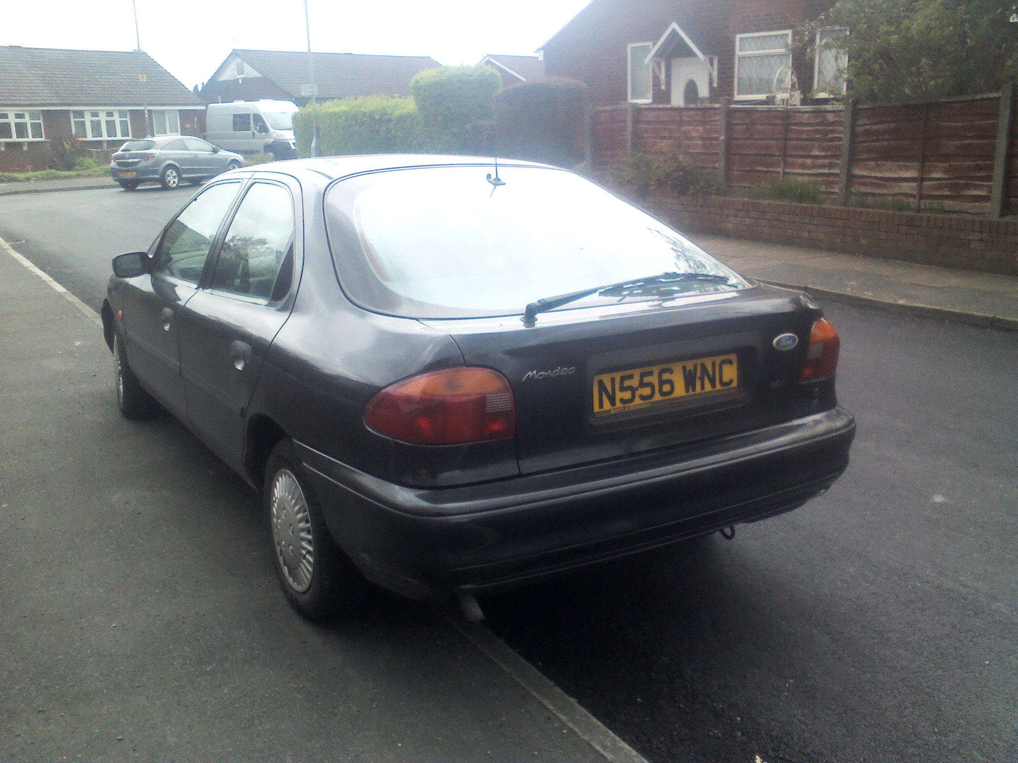 Ford Mondeo 1.8 1995 photo - 9