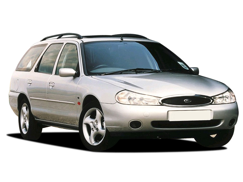 Ford Mondeo 1.8 1996 photo - 2