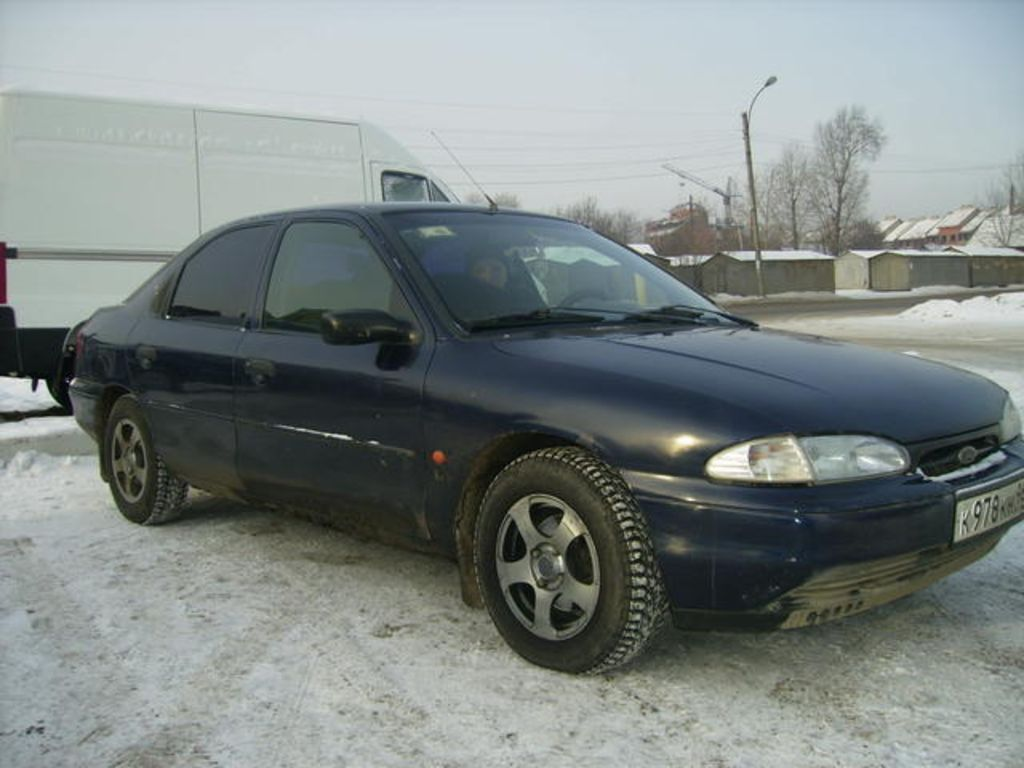 Ford Mondeo 1.8 1996 photo - 3