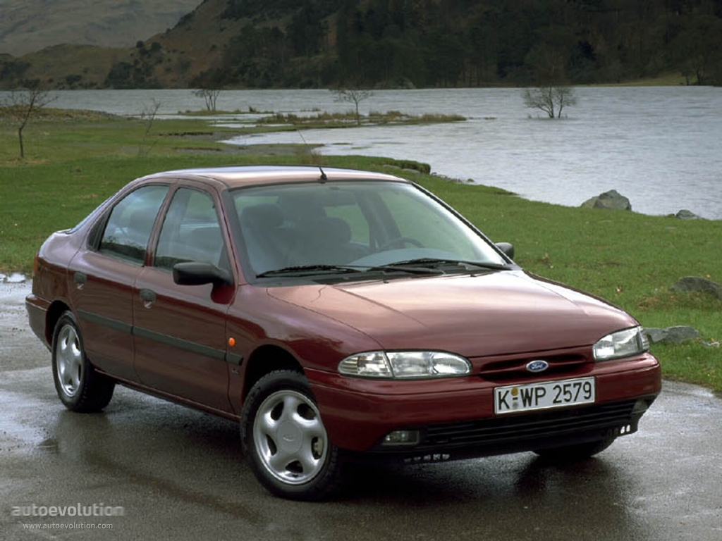 Ford Mondeo 1.8 1996 photo - 8