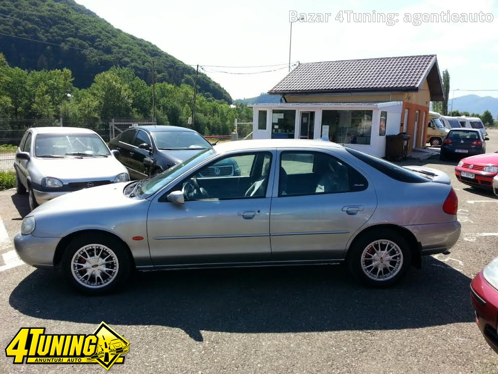 Ford Mondeo 1.8 1997 photo - 10