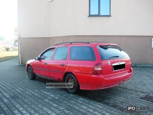Ford Mondeo 1.8 1997 photo - 11