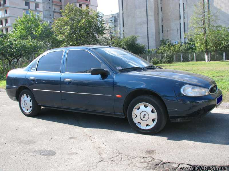 Ford Mondeo 1.8 1997 photo - 12