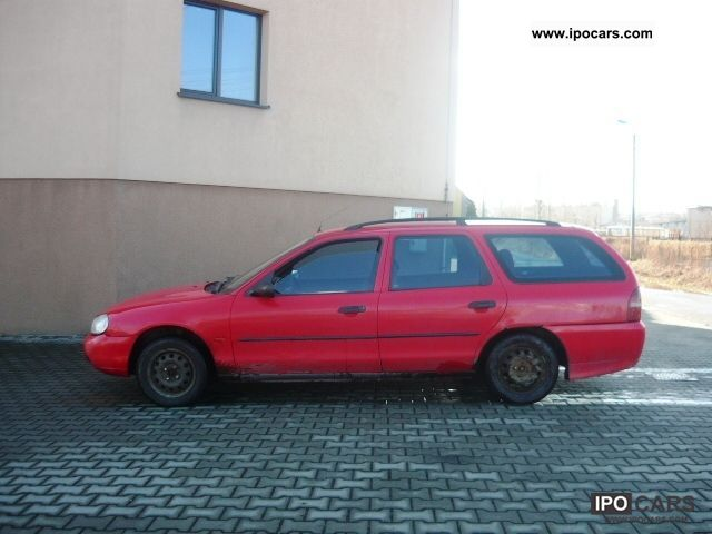 Ford Mondeo 1.8 1997 photo - 8