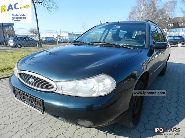 Ford Mondeo 1.8 1997 photo - 9