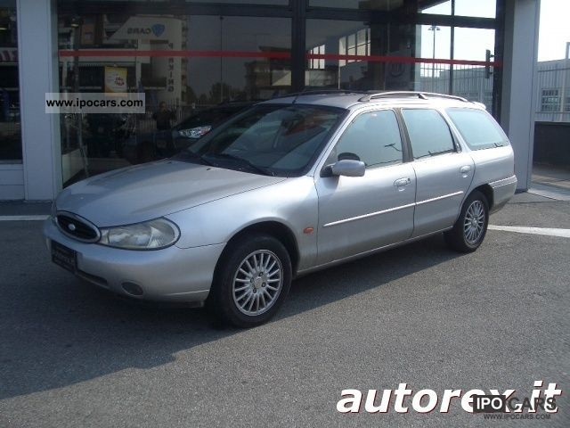Ford Mondeo 1.8 2000 photo - 1