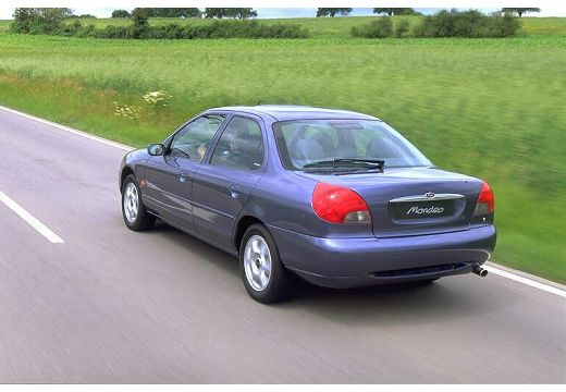 Ford Mondeo 1.8 2000 photo - 2