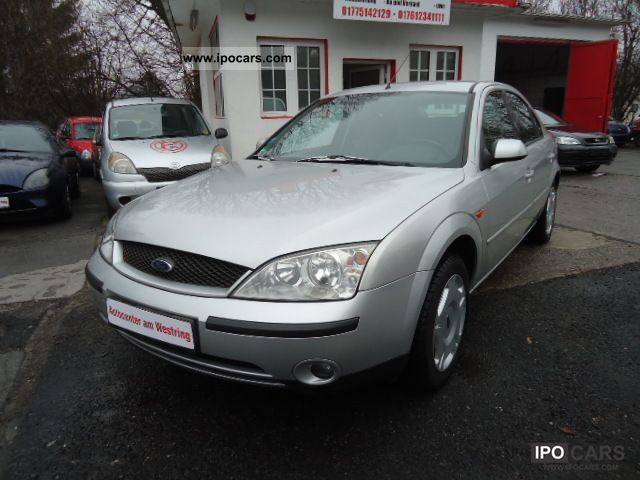 Ford Mondeo 1.8 2000 photo - 4