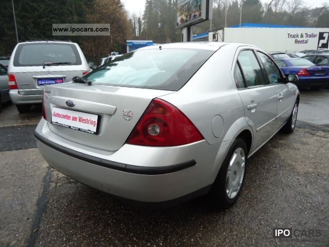 Ford Mondeo 1.8 2000 photo - 7