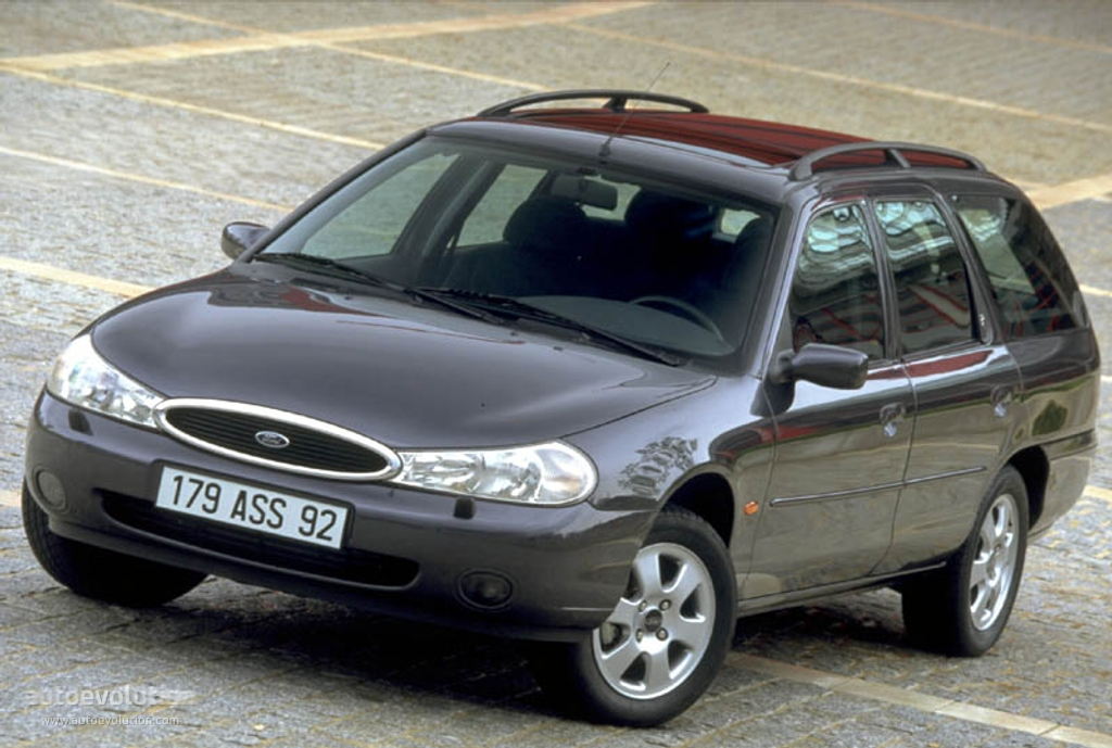 Ford Mondeo 1.8 2000 photo - 8
