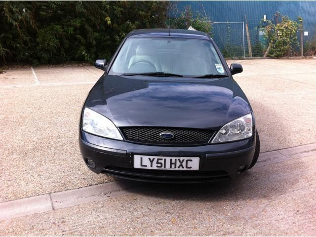 Ford Mondeo 1.8 2002 photo - 3