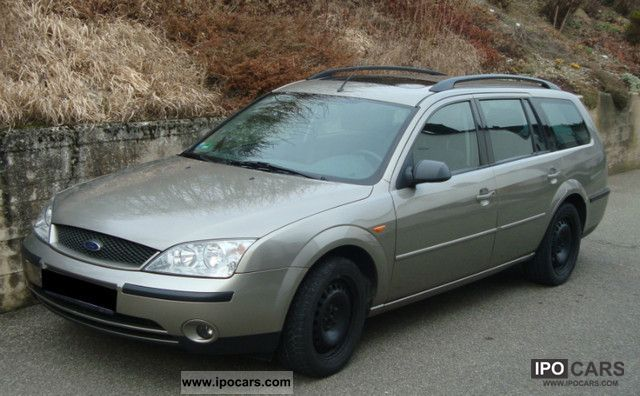 Ford Mondeo 1.8 2002 photo - 5