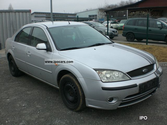 Ford Mondeo 1.8 2002 photo - 6