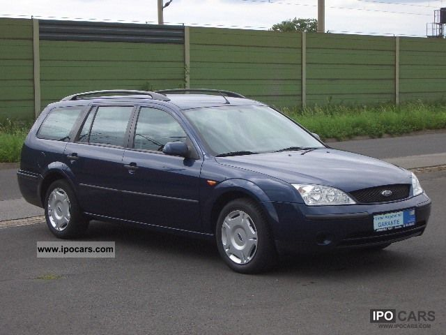 Ford Mondeo 1.8 2003 photo - 1
