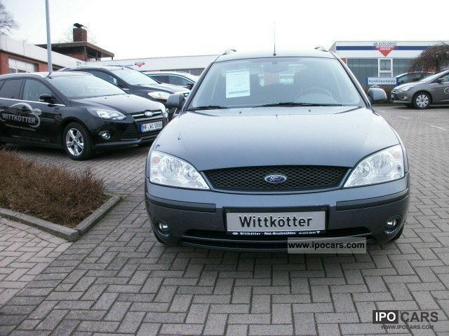 Ford Mondeo 1.8 2003 photo - 11