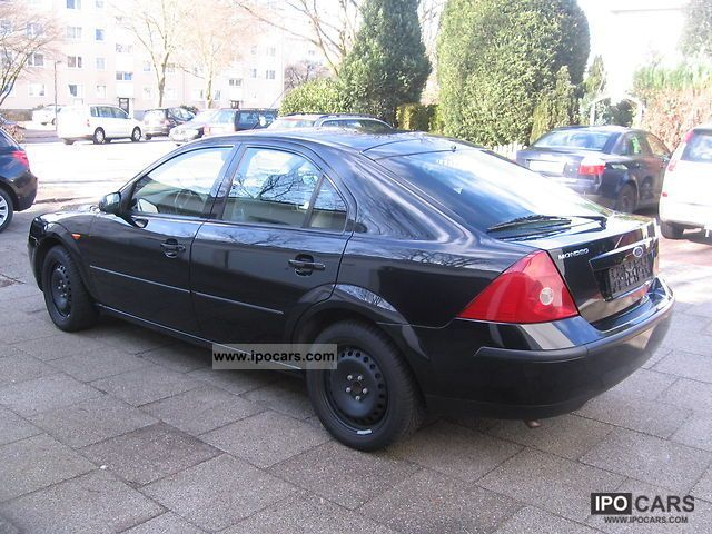 Ford Mondeo 1.8 2003 photo - 2