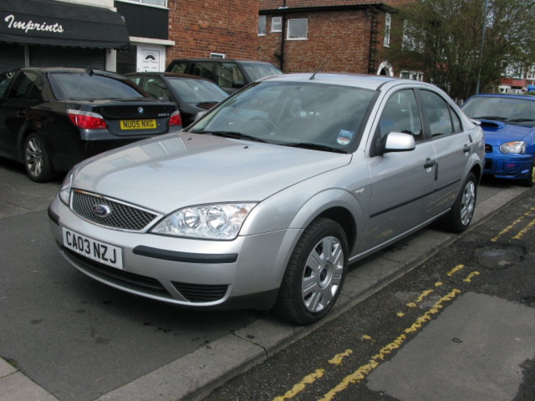 Ford Mondeo 1.8 2003 photo - 3