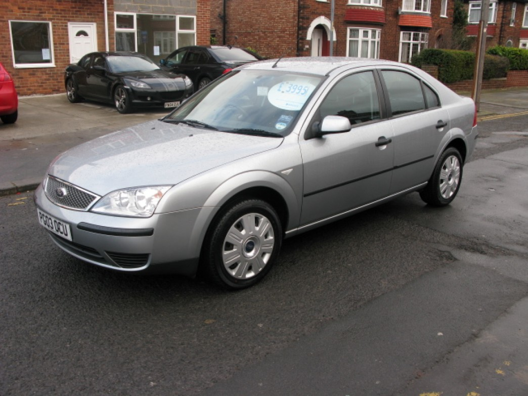 Ford Mondeo 1.8 2003 photo - 4