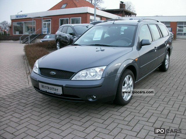 Ford Mondeo 1.8 2003 photo - 5