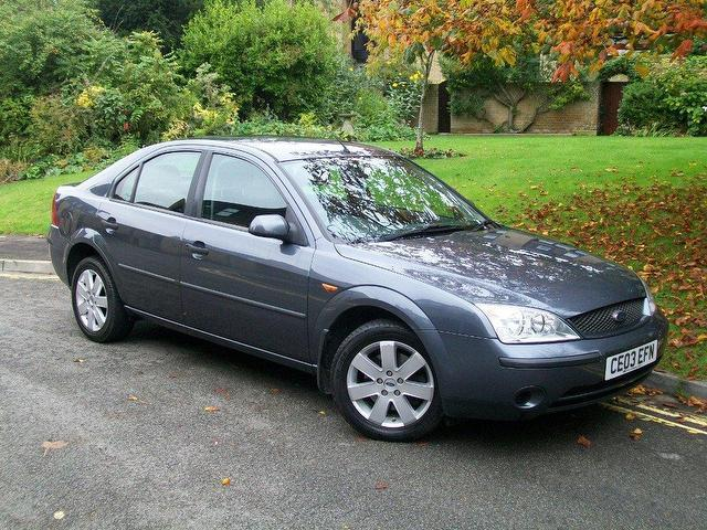 Ford Mondeo 1.8 2003 photo - 6