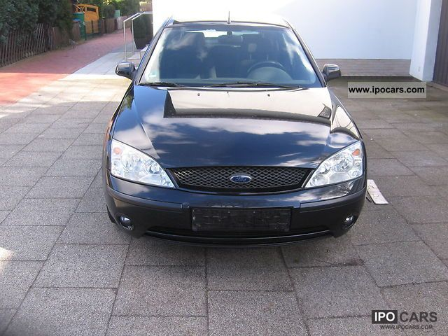 Ford Mondeo 1.8 2003 photo - 7