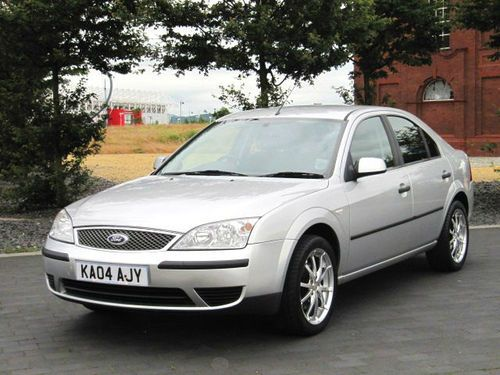 Ford Mondeo 1.8 2004 photo - 12