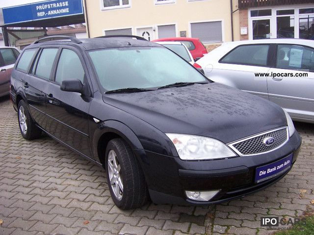 Ford Mondeo 1.8 2004 photo - 2