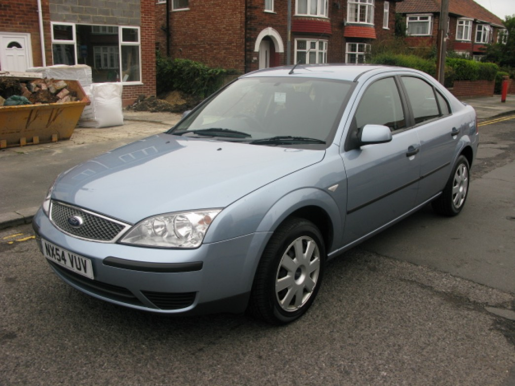 Ford Mondeo 1.8 2004 photo - 4