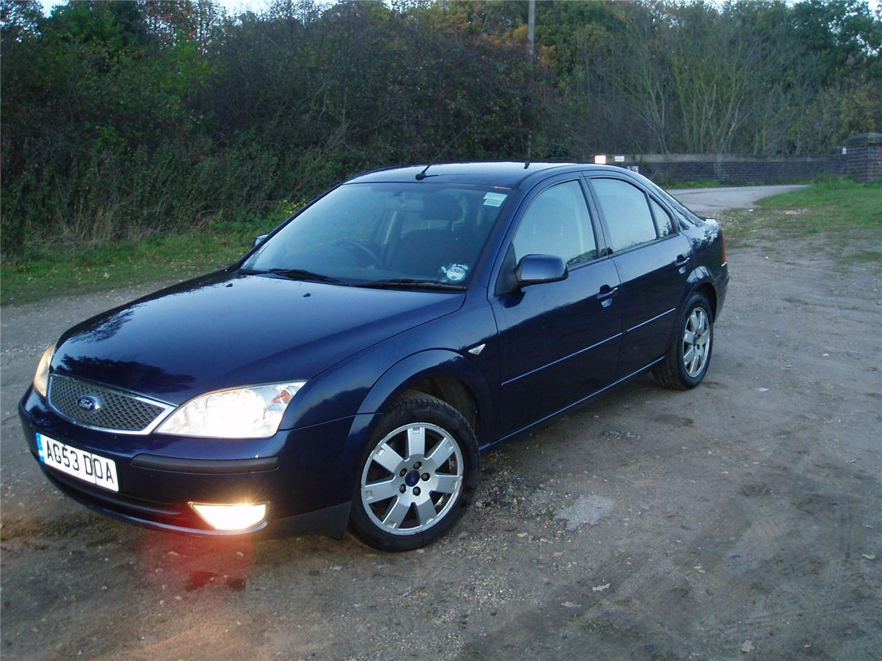 Ford Mondeo 1.8 2004 photo - 5