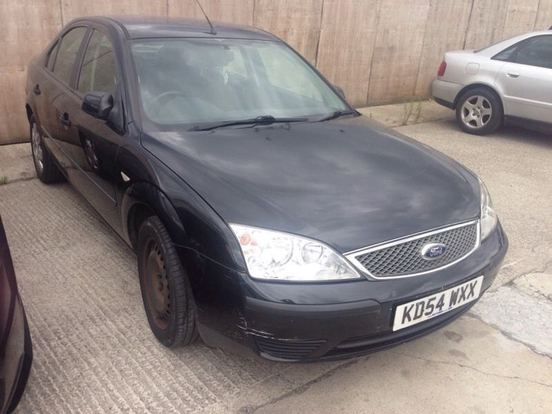Ford Mondeo 1.8 2004 photo - 6