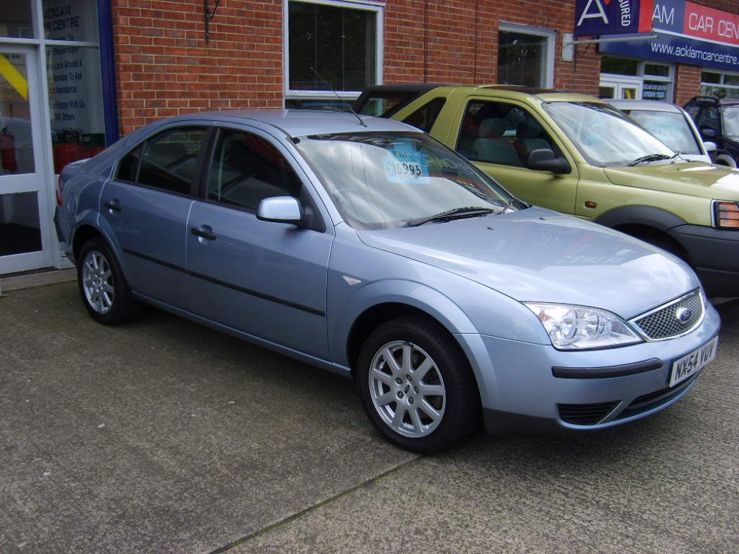 Ford Mondeo 1.8 2004 photo - 8
