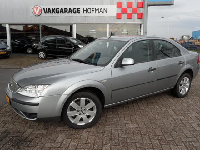 Ford Mondeo 1.8 2005 photo - 11