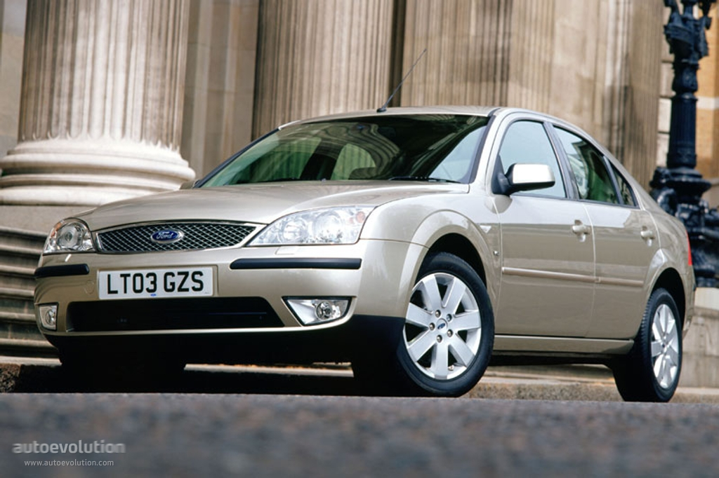 Ford Mondeo 1.8 2005 photo - 12