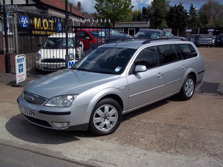 Ford Mondeo 1.8 2005 photo - 2