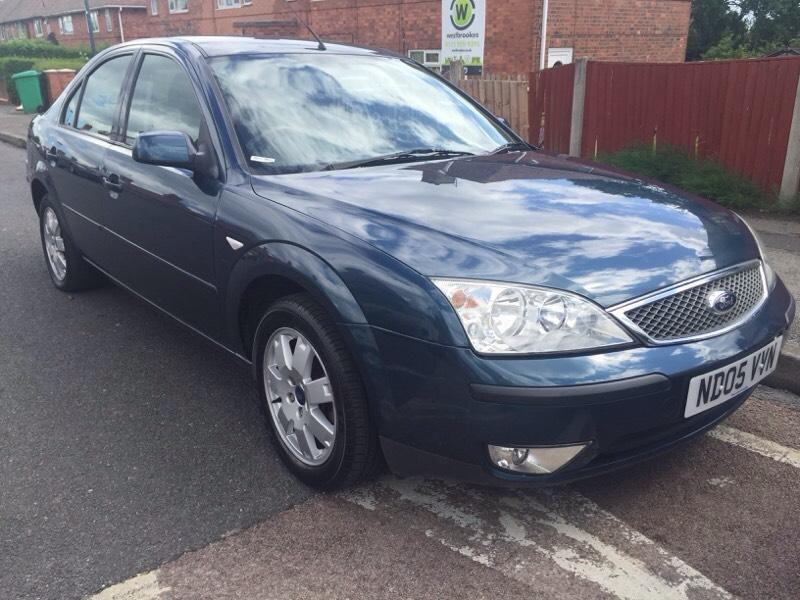 Ford Mondeo 1.8 2005 photo - 3