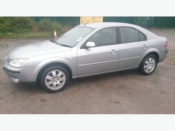 Ford Mondeo 1.8 2005 photo - 4