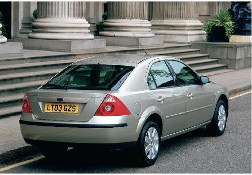 Ford Mondeo 1.8 2005 photo - 5