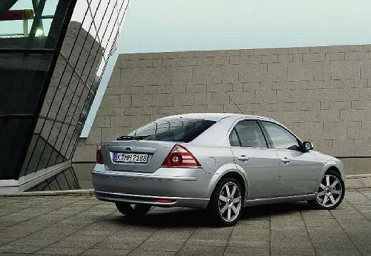Ford Mondeo 1.8 2005 photo - 6