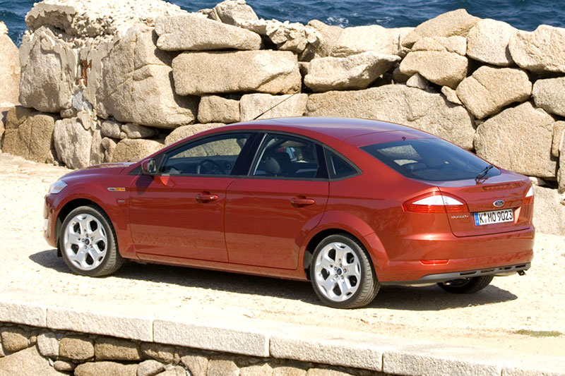 Ford Mondeo 1.8 2007 photo - 1