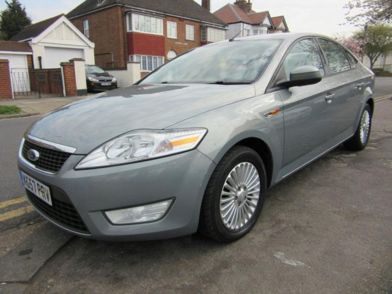 Ford Mondeo 1.8 2007 photo - 11