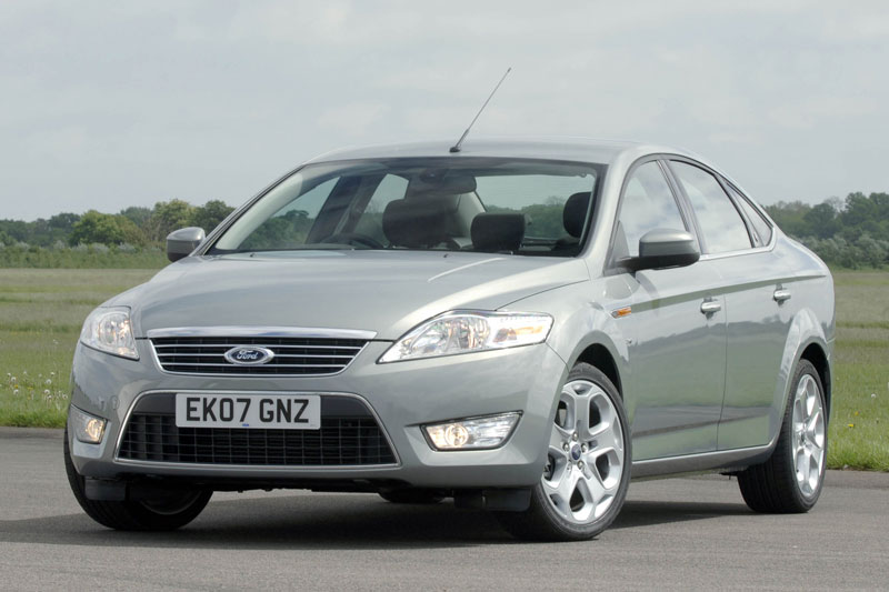 Ford Mondeo 1.8 2007 photo - 12