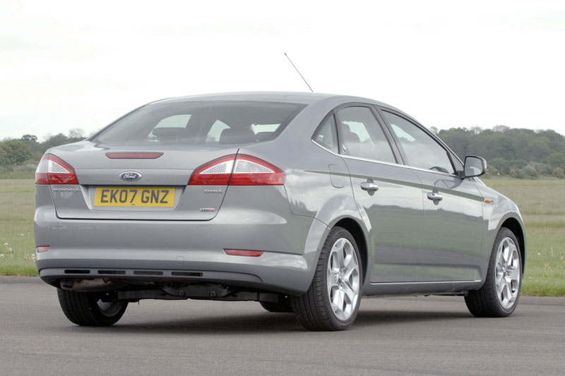 Ford Mondeo 1.8 2007 photo - 2