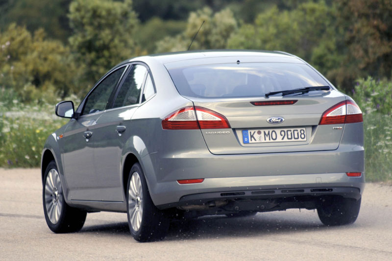 Ford Mondeo 1.8 2007 photo - 7