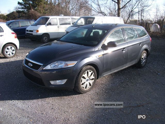 Ford Mondeo 1.8 2007 photo - 9