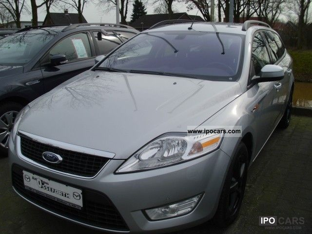 Ford Mondeo 1.8 2008 photo - 11