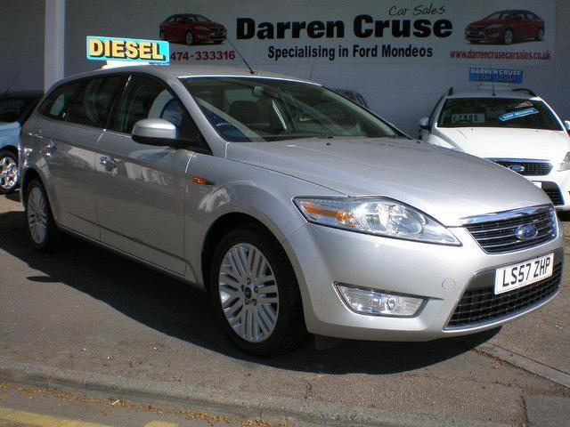 Ford Mondeo 1.8 2008 photo - 12
